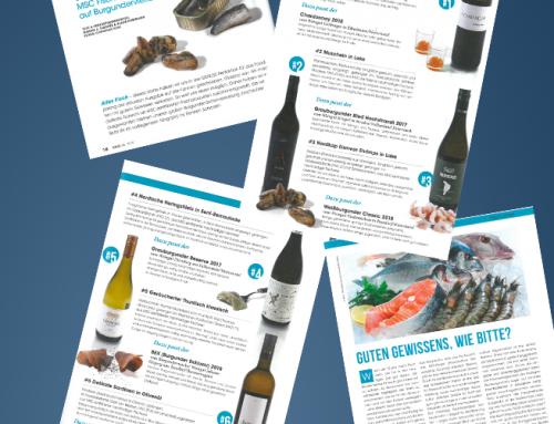 Welcher Wein passt zu welchem Fisch?