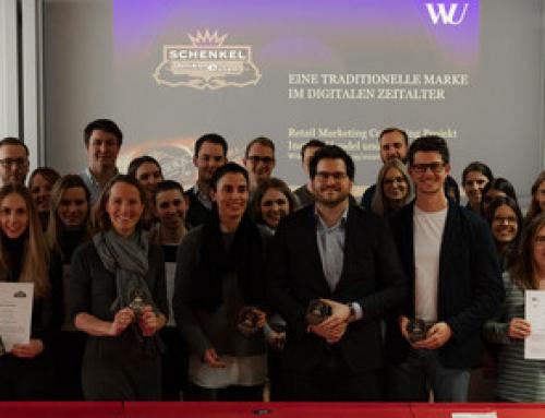 WU Institut für Handel und Marketing: Projekt für Schenkel